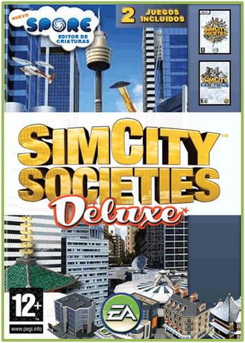 Скачать бесплатно Simcity Societies Deluxe (2008/RUS/ENG). скачать новую му